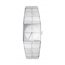 "Watch 222 Stainless Steel Sapphire Jacob Jensen ""icon"". Horloge"