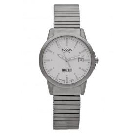 Boccia Horloge Titanium rekband 604-15