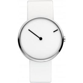 "Watch 253 Stainless Steel Jacob Jensen ""curve"". Horloge"