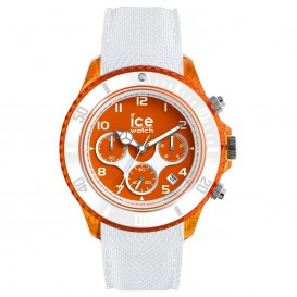 Ice-Watch IW014221 ICE Dune - Silicone - Orange - Large horloge