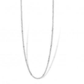 Mi Moneda NEC-01-SPI Necklace Spike Silver