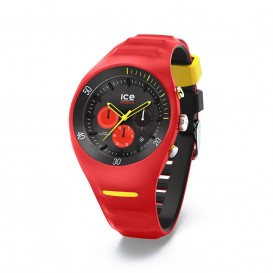 Ice-Watch IW014950 P. Leclercq - Silicone - Red - Large horloge