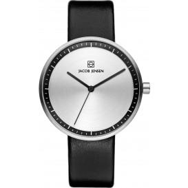 "Watch 280 Stainless Steel Jacob Jensen ""strata"" Horloge"