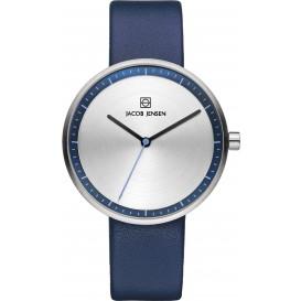 "Watch 282 Stainless Steel Jacob Jensen ""strata"" Horloge"