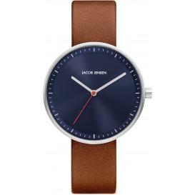 "Watch 286 Stainless Steel Jacob Jensen ""strata"" Horloge"