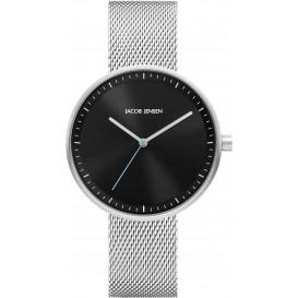 "Watch 288 Stainless Steel Jacob Jensen ""strata"" Horloge"