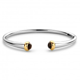 TI SENTO-Milano 2923TB Armband Bangle Gilded zilver 60 mm
