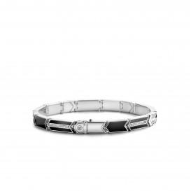 TI SENTO - Milano Armband 2943BO Zilver   18 cm