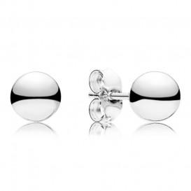 Pandora 297568 Oorbellen zilver Classic Beads-1