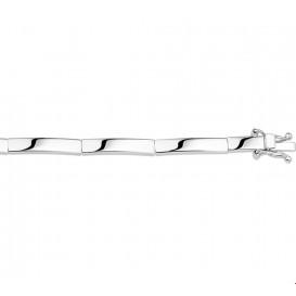 Armband Witgoud 3,5 mm 19 cm
