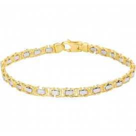 Armband Konings Plat 4,6 Mm