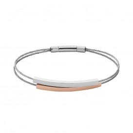 Skagen SKJ1033998 Armband Elim staal zilverkleurig