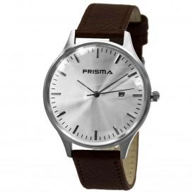 Prisma Horloge 1626.400F Heren Edelstaal P.1626.400F Herenhorloge 1