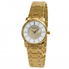 Prisma horloge P.2646 B913001 Dames Basic Edelstaal P.2646 Dameshorloge 1