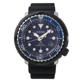 "Seiko Prospex SNE518P1 Duikerhorloge Solar 46,7 mm ""Save The Ocean"" Special Edition"