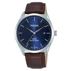 Pulsar PS9579X1 herenhorloge blauwe wijzerplaat 39 mm