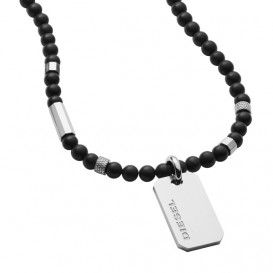 Diesel DX1157040 Single Dogtag Herencollier