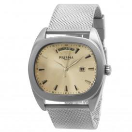 Prisma horloge P.2151 C723003 Classic 70's nr2 P.2151 Herenhorloge 1