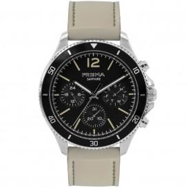 Prisma Horloge P.1320 Heren Multi-Functie Saffierglas 5 ATM P.1320 Herenhorloge 1