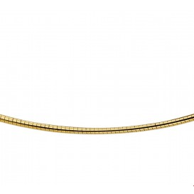 TFT Collier Geelgoud Omega Rond 1,75 mm