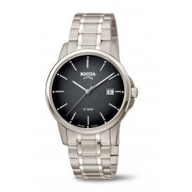 Boccia 3633-07 Horloge Titanium Saffierglas 40 mm 1