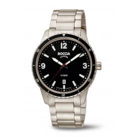Boccia 3635-03 Horloge Titanium Saffierglas 42 mm 1