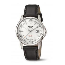 Boccia 3643-01 Horloge Titanium Saffierglas 39 mm 1