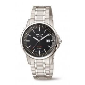 Boccia 3643-04 Horloge Titanium Saffierglas 39 mm 1
