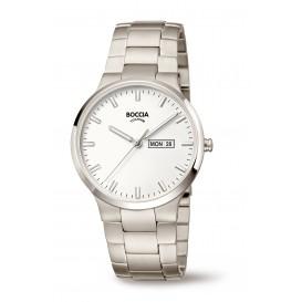 Boccia 3649-01 Horloge Titanium Saffierglas 39 mm 1