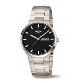 Boccia 3649-03 Horloge Titanium Saffierglas 39 mm 1