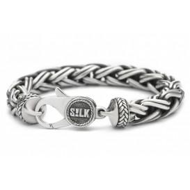 SILK Jewellery Armband zilver Shiva 19 cm 368