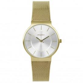 Prisma horloge 1809 Dames Icon Design Edelstaal P.1809 Dameshorloge 1