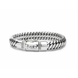 Silk Jewellery 371-22 Armband zilver lengte 22 cm