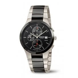 Boccia 3748-01 Horloge Titanium-Keramiek saffierglas 39 mm