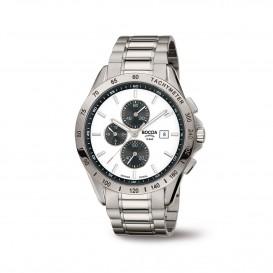 Boccia Ttanium 3751.04 horloge - Titanium - Zilverkleurig - 42 mm 1