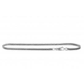 Silk Jewellery 376-45 Ketting zilver lengte 45 cm