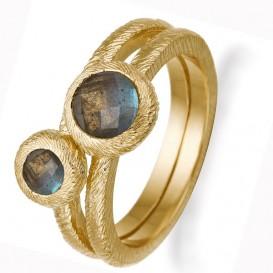 Rabinovich Ring goudkleurig Maat 52 32103313