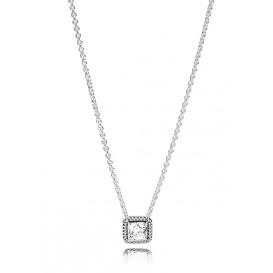 Pandora Ketting zilver Cubic Zirconia 45 cm 396241CZ-45