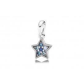 Pandora Hanger zilver Bright Star 396376NSBMX