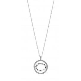 Pandora Ketting zilver Spinning Hearts of Pandora 60 cm 397410CZ-60-3