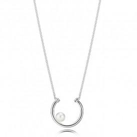 Pandora 397526P-50 Ketting Contemporary Pearl zilver 50 cm