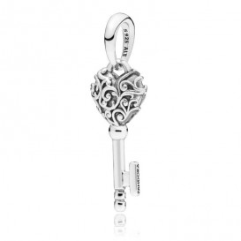 Pandora Hanger zilver Regal Key 397725