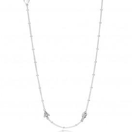 Pandora 397795CZ Ketting zilver Sparkling Arrow 45 cm