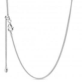 Pandora 398283 Ketting Curbchain zilver 60 cm