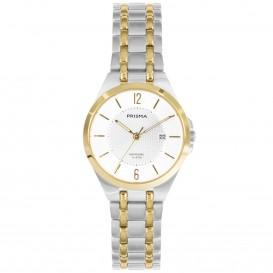 Prisma Horloge P.1261 Dames Titanium Solid Saffier 10 ATM P.1261 horloge 1