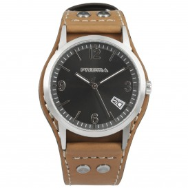 Prisma horloge 2199 Heren Classic Edelstaal P.2199 Herenhorloge 1