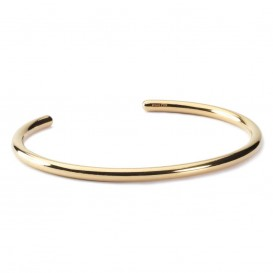 Trollbeads TGPBA-00001 Armband Bangle goudkleurig XXS 18 cm