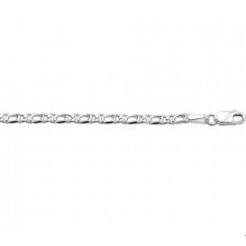 TFT Zilveren Ketting Valkenoog 2,7 mm 45 cm