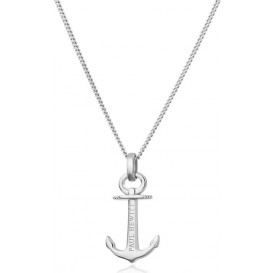 Paul Hewitt Ketting Anchor Spirit Silver 40-45 cm PH-AN-S