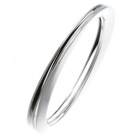 Slate 404.0267.00 Armband staal zilverkleurig 3-delig